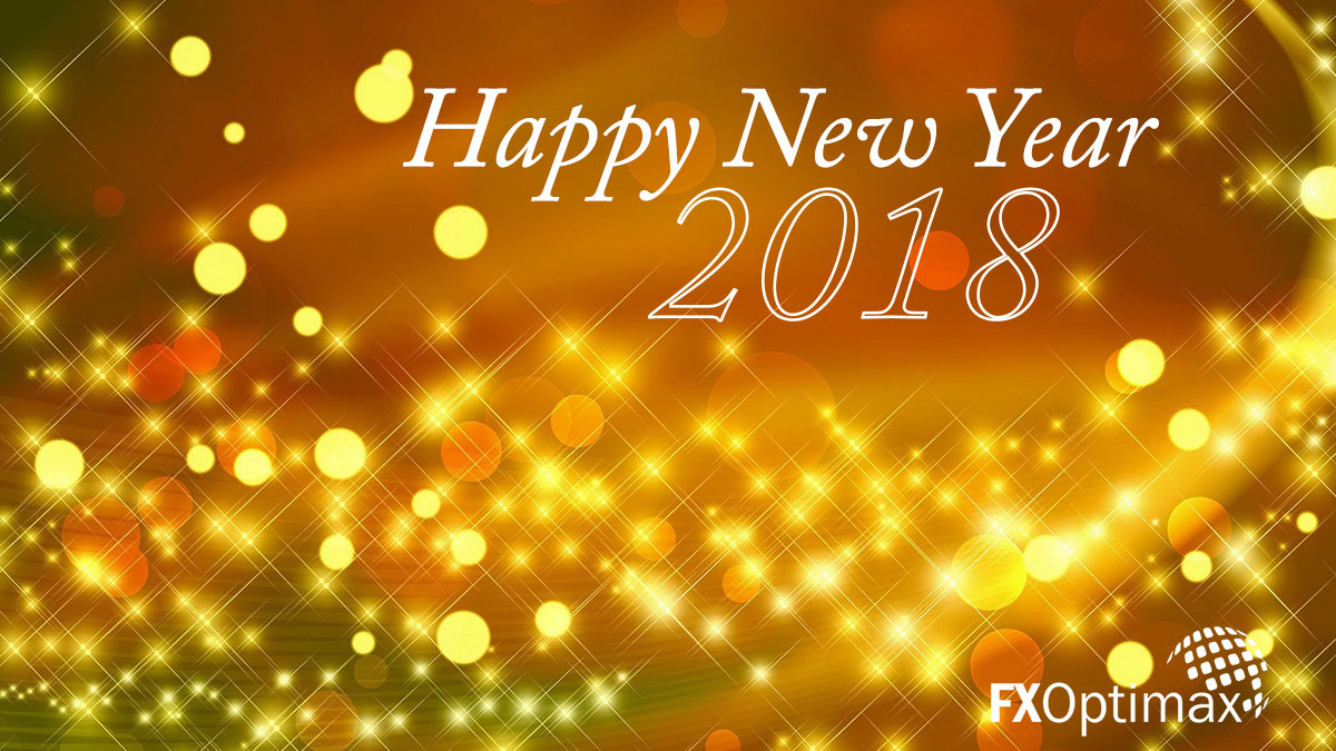 FXOptimax Happy New Year 2018